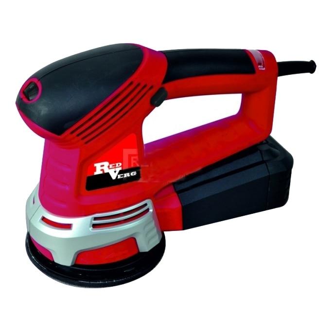 Eccentric grinding machine RedVerg RD-OS45-125 grinding machines vibrating redverg rd sg30 90