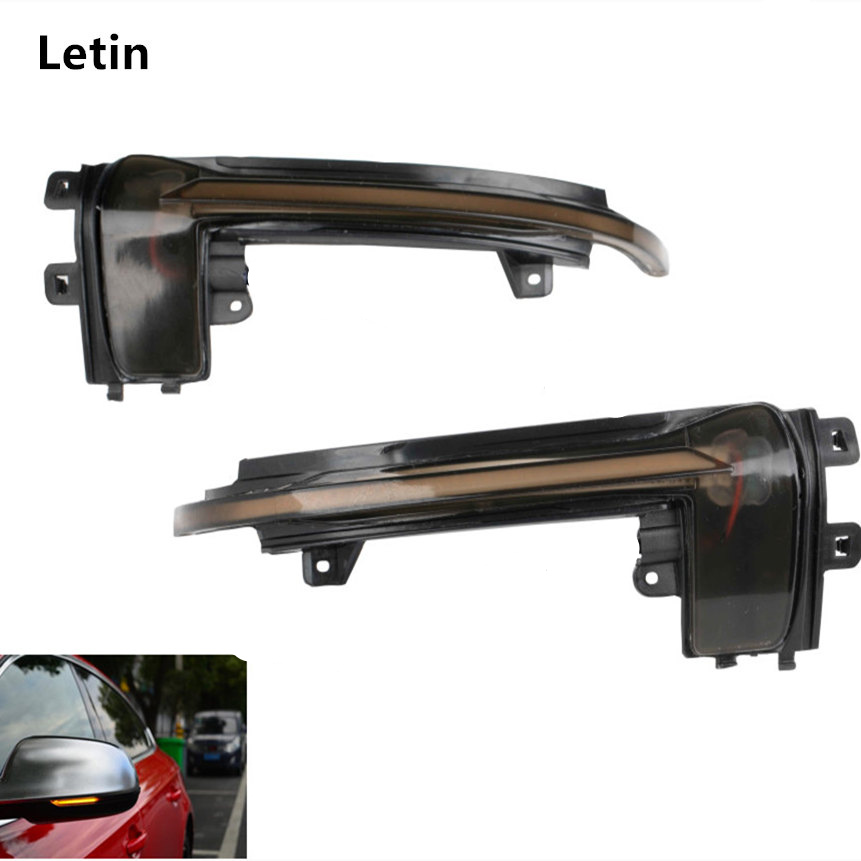Letin For Audi A4 A5 S5 B8 5 side rearview Mirror RS5 RS4 RS3 sline A3