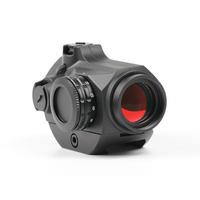 Laserspeed holographic tactical red dot reflex sight reflex scope 11mm weave picatinny red dot sight for rifle