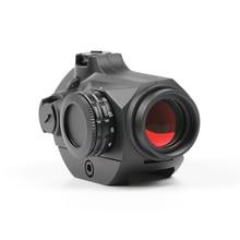 Laserspeed הולוגרפית טקטי אדום דוט reflex sight רפלקס היקף 11mm weave picatinny אדום dot sight לרובה