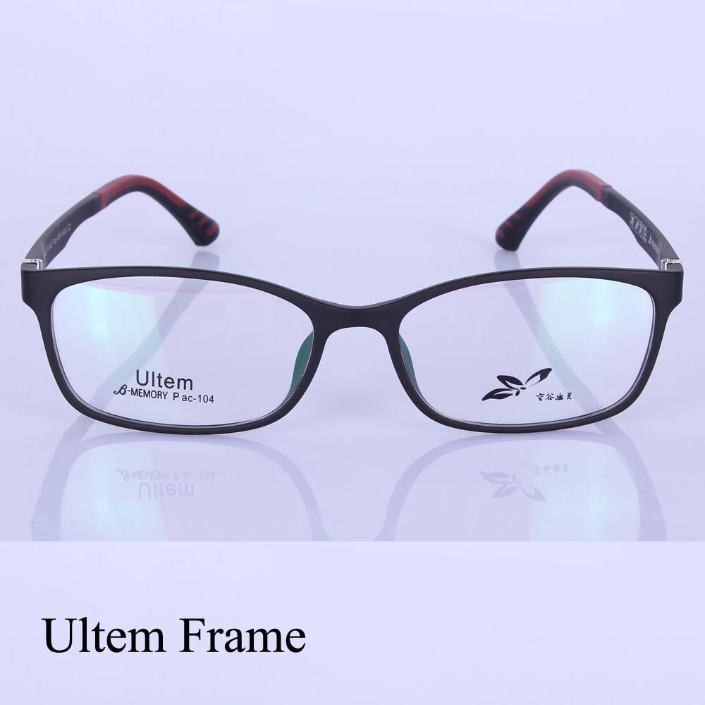 High Quality Ultem Glasses Frame Design Rectangle ...