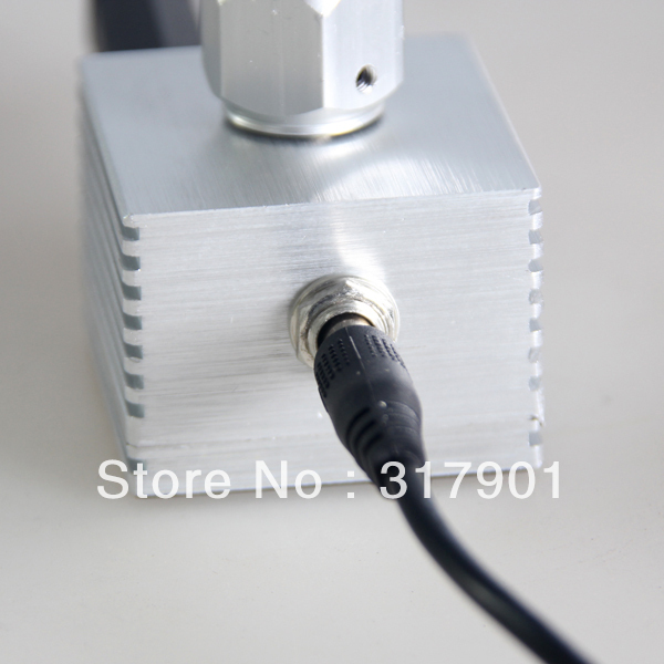 free shipping   new hot cute mini aluminium alloy switch 100-240volt tattoo power supply with magnet base