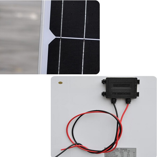 High Quality 2PCS/Lot 150W 18V Monocrystalline Silicon Solar Panel Used For 12V Photovoltaic Power Home DIY Solar System