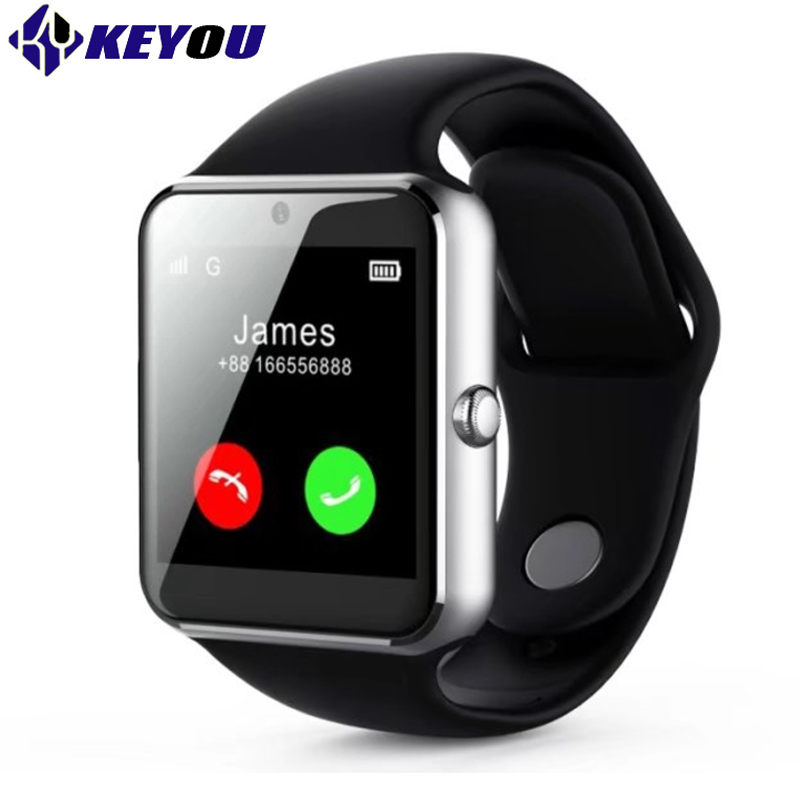 Keyou Q7S smart watches smartphone smart watch android camera sim function message reminder smart wacht android