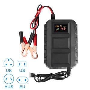 Image 3 - Intelligent 12V 20A Automobile Batteries Lead Acid Smart Battery Charger For Car Motorcycle VS998