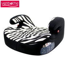 Child Car Seat Increased Pad, Portable Baby Cushion in the Car, Auto Chair Pad for 4~12 Years Old