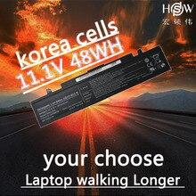 HSW  laptop battery For Samsung R478 R480 R500 R507 R517 R518 R519 R520 R522 R530 R540 R580 R590 R700 R718 R720 bateria 7800mah laptop battery for samsung r520 r522 r523 r538 r540 r580 r620 r718 r720 r728 r730 r780 rc410 rc510 rc512 rc710 rc720