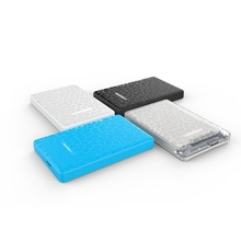 Seatay High Quality 2.5inch HDD Case 2.5 HDD Enclosure 2.5 SATA to USB 3.0 External Hard Disk Enclosure for 2.5 inch HDD SSD