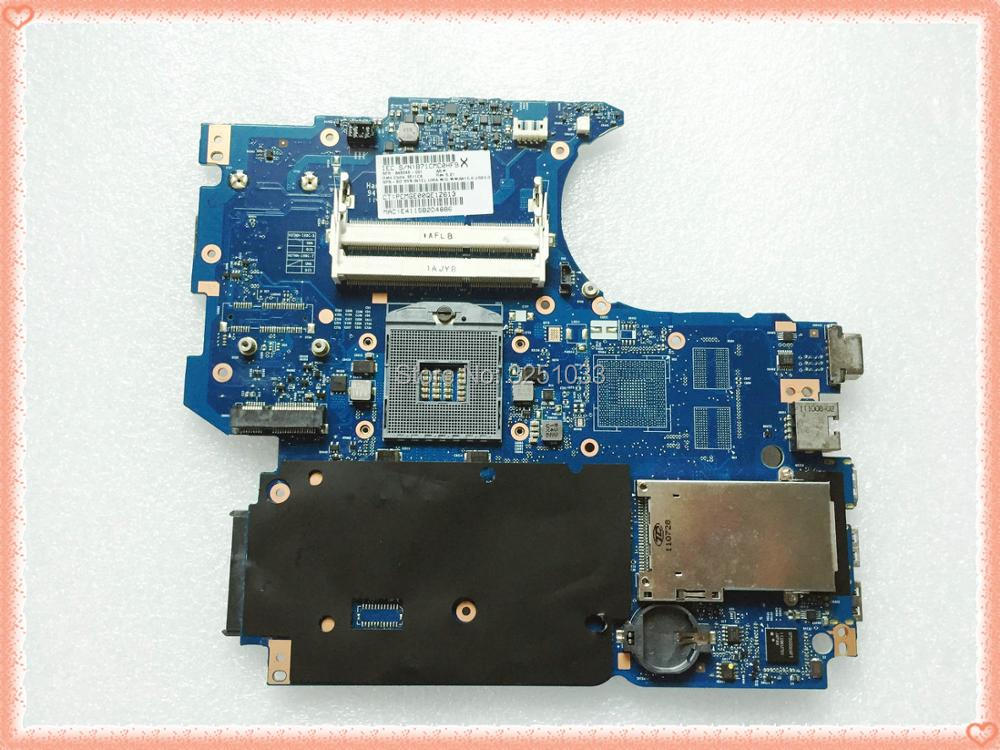 646246-001 for HP Compaq 4530S 4730S Notebook 4530S 4730S laptop motherboard DDR3 HM65 all functional Tested ok 658544 001 for hp 6465b laptop motherboard fs1 socket 100%full tested ok tested working