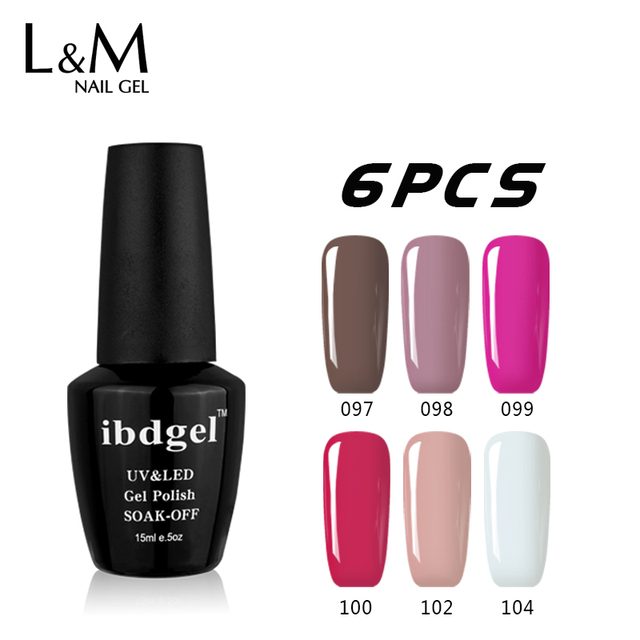 Soak Off Gel Nail Polish High Quality Gel Lacquer UV Nail Gel For ...