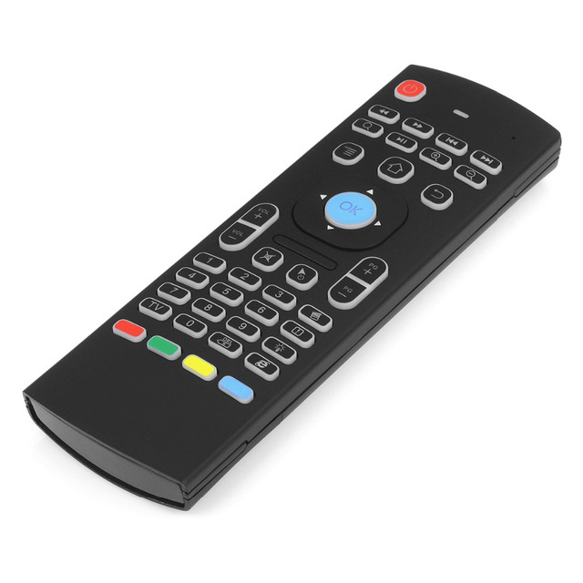 Favormates Air Mouse MX3 L Pro ,2.4G Backlit Kodi Remote Control