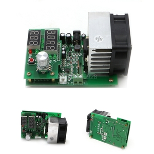 Image 2 - 9.99A 60W 30V זרם קבוע אלקטרוני עומס פריקה סוללה קיבולת Tester