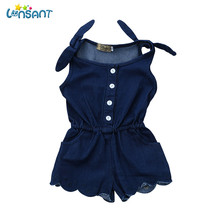kiddiezoom Newborn Summer Rompers Infant Jumpsuits
