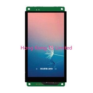 Image 5 - DMG85480C050_03W 5 Inch Seriële Poort Screen Smart Screen Ips Scherm Dgus Screen 24 Bit Kleur DMG85480C050_03WN DMG85480C050_03WTC