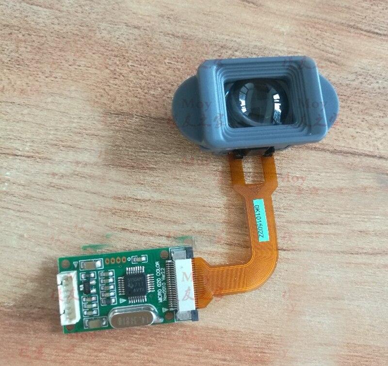 1 PC FPV unique lentille Vision nocturne lunettes AV (P/N) entrée Navigation affichage verre pour FPV course Drone bricolage RC pièces 3.8-5 V