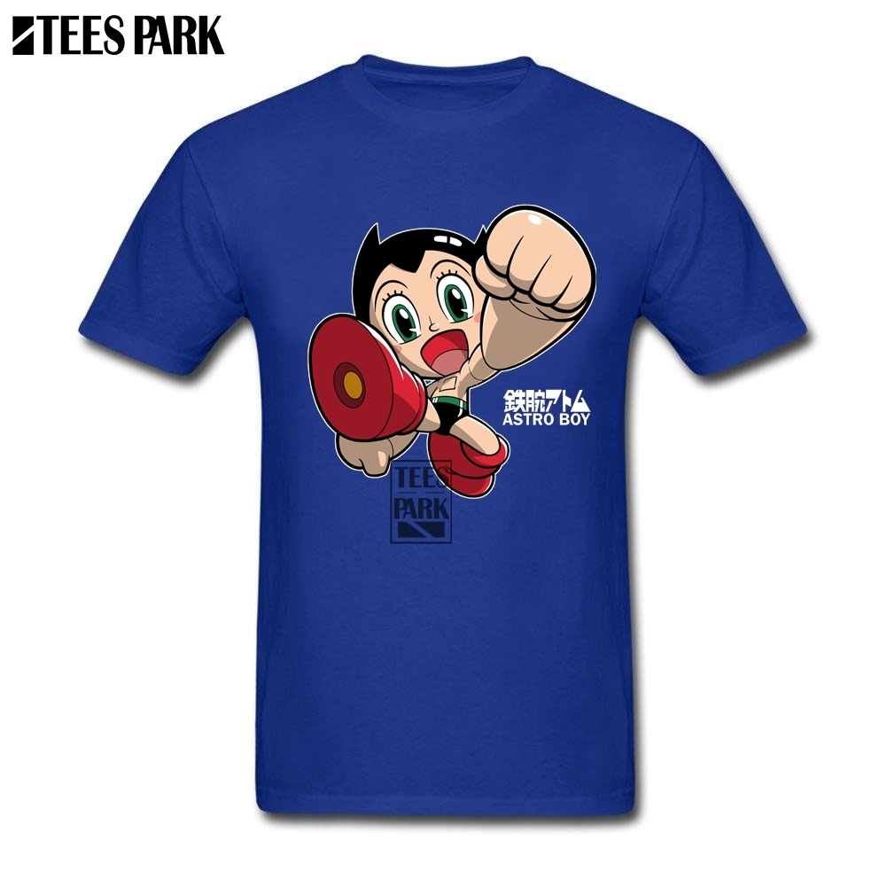 Stile Fresco D'estate Magliette Anime Mighty Atom Impressionante T Shirt Adolescente Organnic Cotone A Maniche Corte T-Shirt Uomo Popolare Pin Up