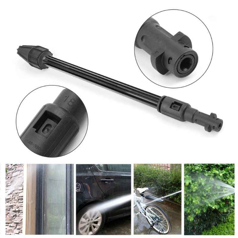 1pcs New Car Washer Rotating Turbo Lance Nozzle For Karcher K Series High Pressure Washers