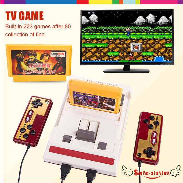 retro classics video game consoles high quality video game console400 games play card