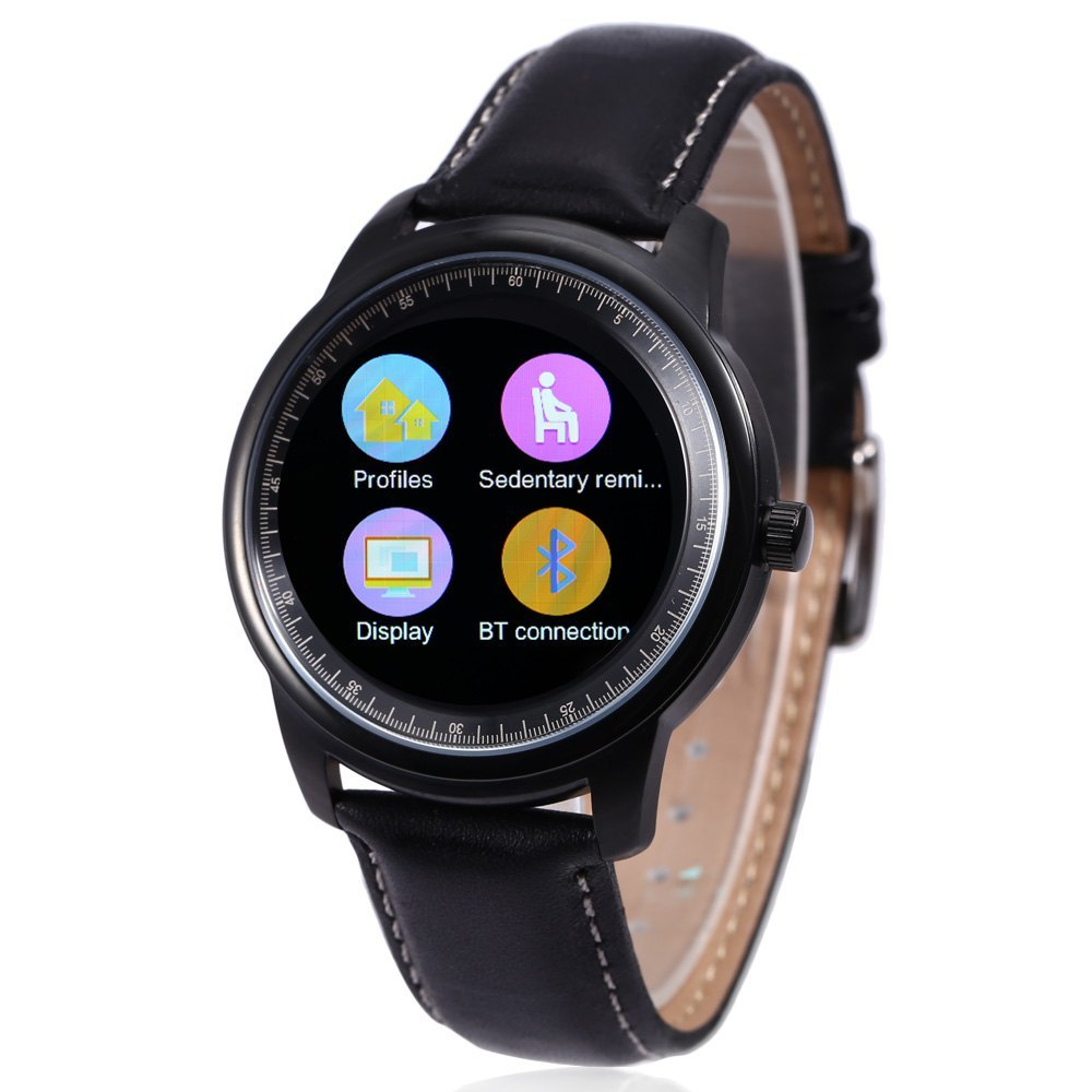 Smart Watch DM365 Clock Sync Notifier Support Bluetooth 4.0 Connectivity Pedometer for iphone Android iOS Phone Smartwatch smartwatch gt08 smart watch bluetooth clock sync notifier support sim card bluetooth connectivity for ios iphone android phone