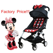 Hot Sale Factory Direct Sale Babyyoya Stroller Portable Newborn Pram Light Weight Pushchair Travel Foldable Pram