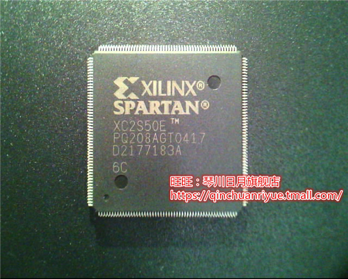 10pcs XC2S50E-6PQ208C XC2S50E-PQ208AG QFP new 10pcs cmo cm2801b ffroaa002baf1 qfp new and original