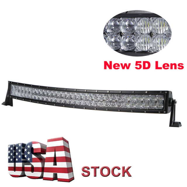 32 inch Curved 5D LED Work Light Bar 420W LED COMBO with Wiring Harness for Off_640x640 aliexpress com buy 32\