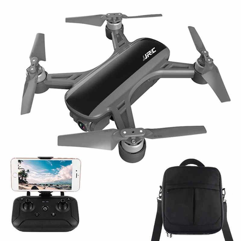 JJRC X9 2019 Heron GPS 5G WiFi FPV with 1080P Camera Optical Flow Positioning Altitude Hold RC Drone Quadcopter RTF VS M69