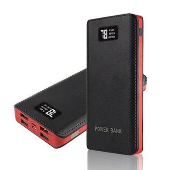 10000 mAh Power Bank 4-USB Ports