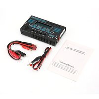 G.T.Power C6 LCD Display RC Battery Intelligent Charger For 1 6S LiPO/Li ION 1 15S NiCD/NiMH RC Battery