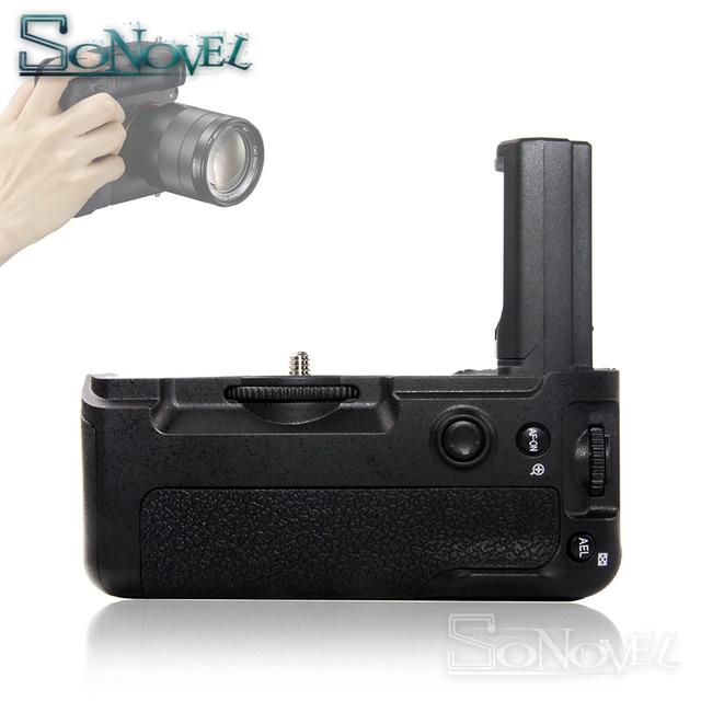 VG-C3EM VGC3EM Vertical Battery Grip Holder for Sony A9 A7RIII A7III A7M3 A7R3 DSLR Cameras for NP-FZ100 battery