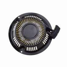 GOOFIT Black Recoil Pull Starter Assembly Replacement for 1P70 Lawn Mower Engine K071-307
