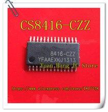 10PCS/LOT CS8416-CZZR CS8416-CZZ 8416-CZZ CS8416  TSSOP NEW