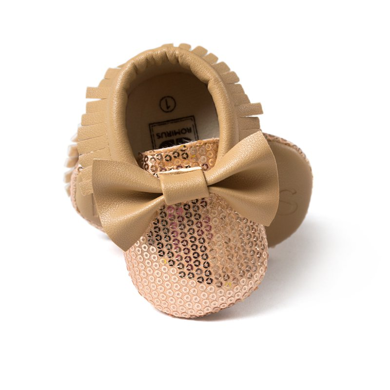 Toddler-Baby-Tassel-Bowknot-Beading-PU-Leather-Soft-Bottom-Shoes-First-Walkers-0-18M-LH6s-4