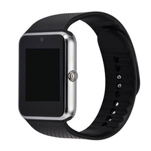 Smart Watch Clock With Sim Card Slot Push Message Bluetooth Connectivity for iphone Android Phone font