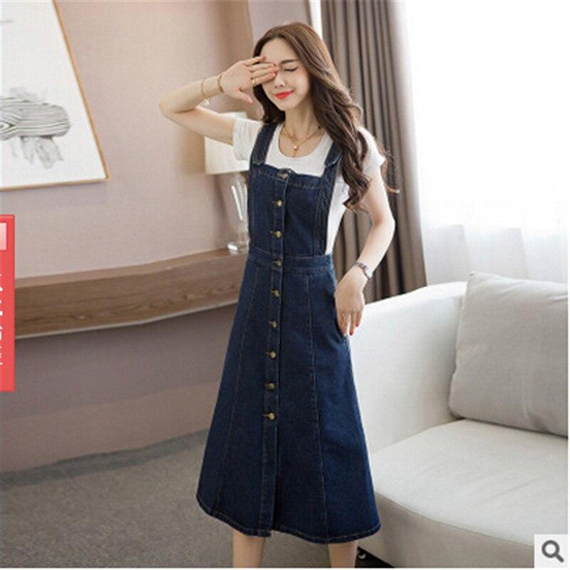 Popular Denim Dresses Skirts-Buy Cheap Denim Dresses Skirts lots ...