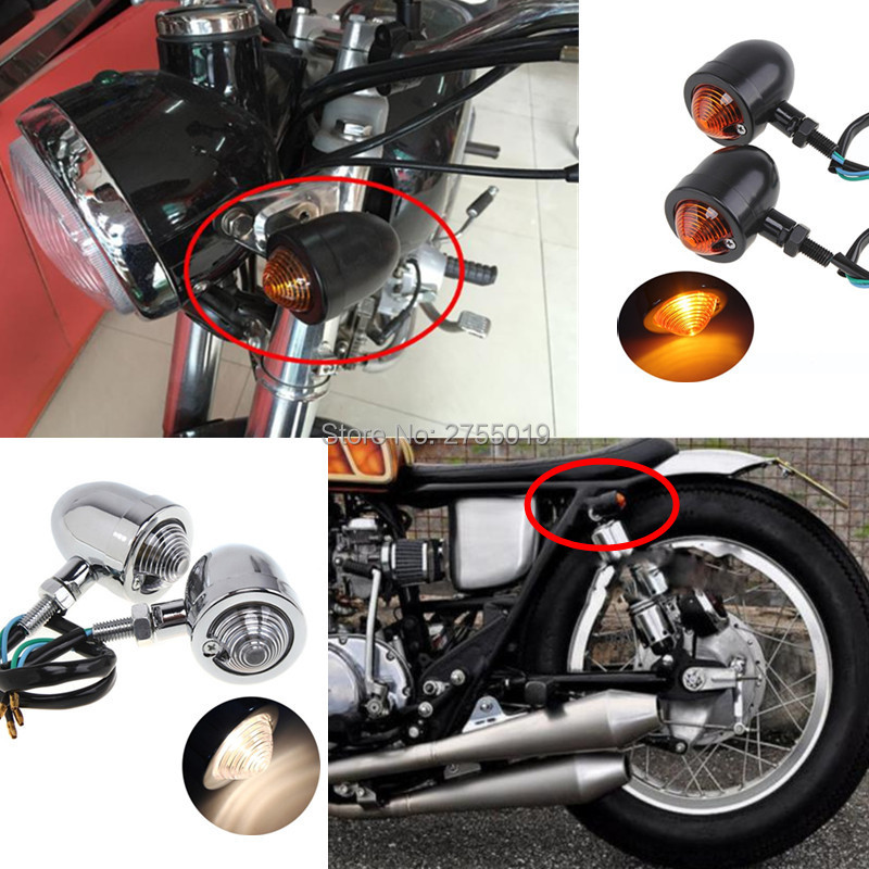 aliexpress : buy universal 1 pair motorcycle cafe racer turn