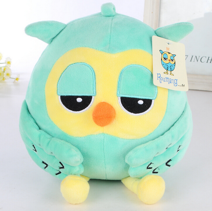 New 2014 Multifunctional Baby Toys Baby Mobile Cute Owl Stuffed