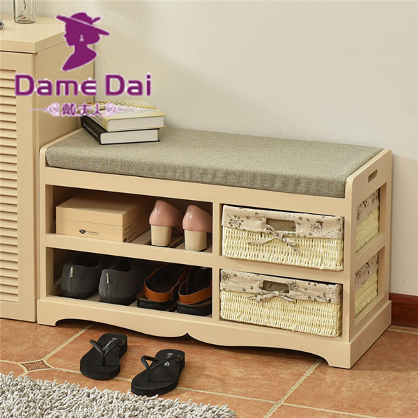 wooden shoe rack storage organizer u0026 hallway bench living room cabinets for shoe home entryway shelf stand storage ottoman in shoe cabinets from furniture