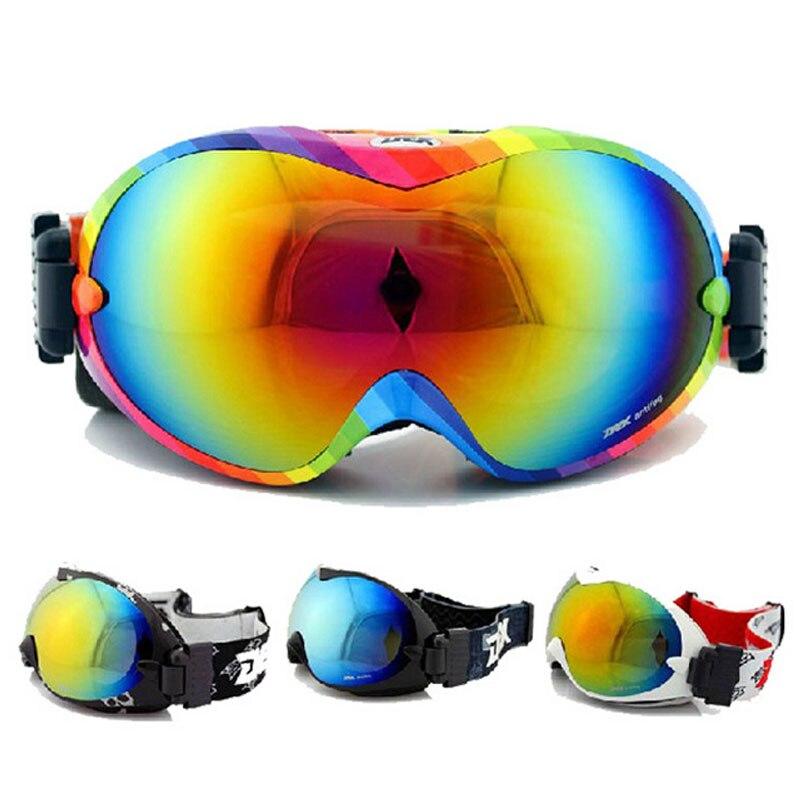 Lunettes de Ski moto lunettes en verre lunettes de Snowboard hommes femmes lunettes de Ski de neige lunettes