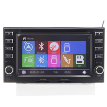 Car DVD GPS Navigation stereo for Kia Ceed 2006 2007 2008 with bluetooth swc