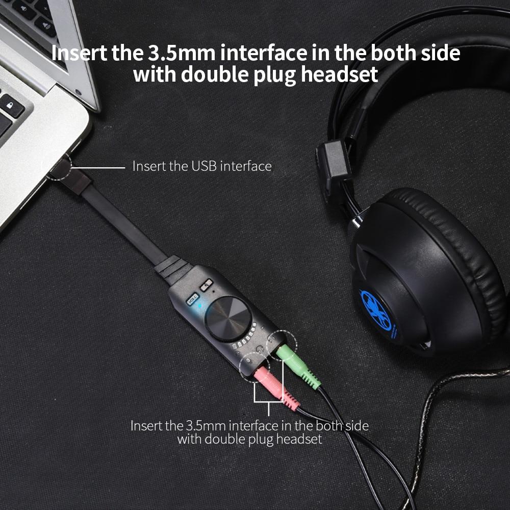 Plextone GS3 Virtual 7.1-Channel USB Sound Card Driver 3