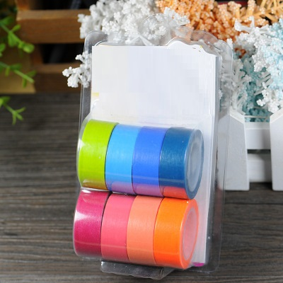 Cleaning Make These Washi Tape Cord Labels to Organize ALL Your 8pcs/Set Mixed Color Adhesive Tape stationery Scrapbooking inov 8 сумка all terrain kitbag black