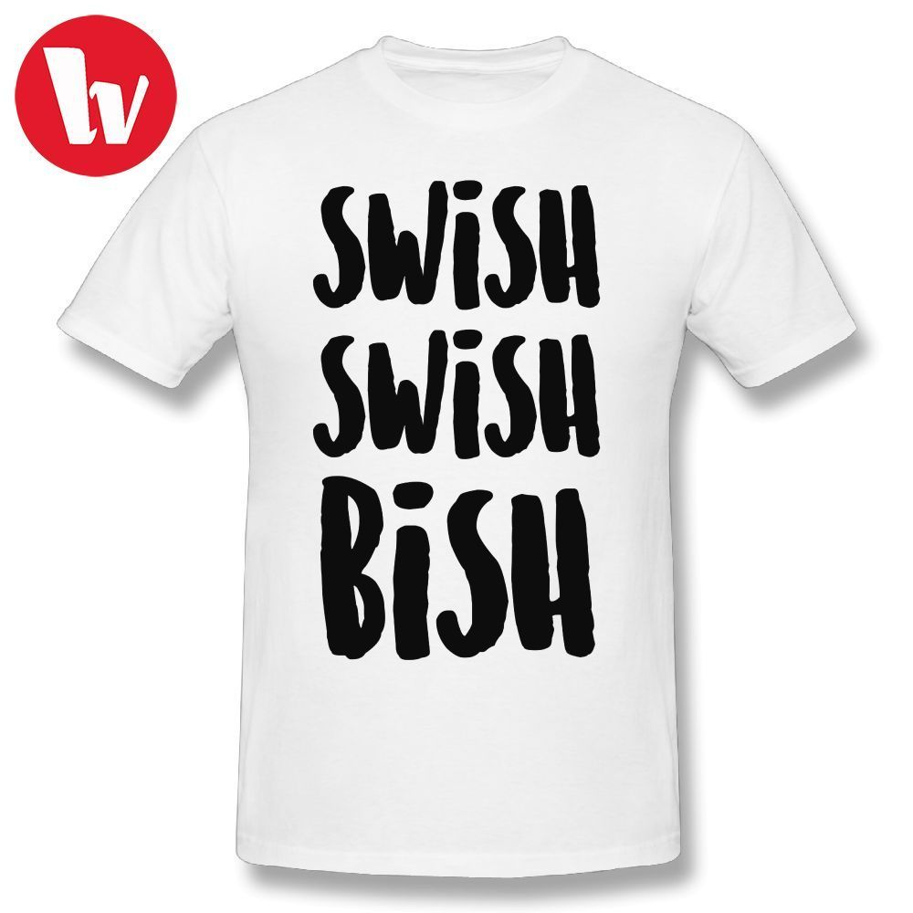 Katy Perry Music Tee Shirt SWISH SWISH BISH Black Letter Print T Shirt  Short Sleeve Casual T-Shirt Men Cotton Printed T Shirts f8d15a85fb93