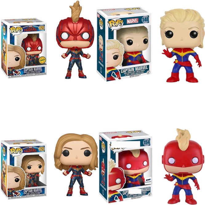 e936d704 Detail Feedback Questions about Funko POP Movie Captain Marvel Vinyl Doll  Boy Girl Friend Birthday Action Figure Collectible Toys on Aliexpress.com  ...