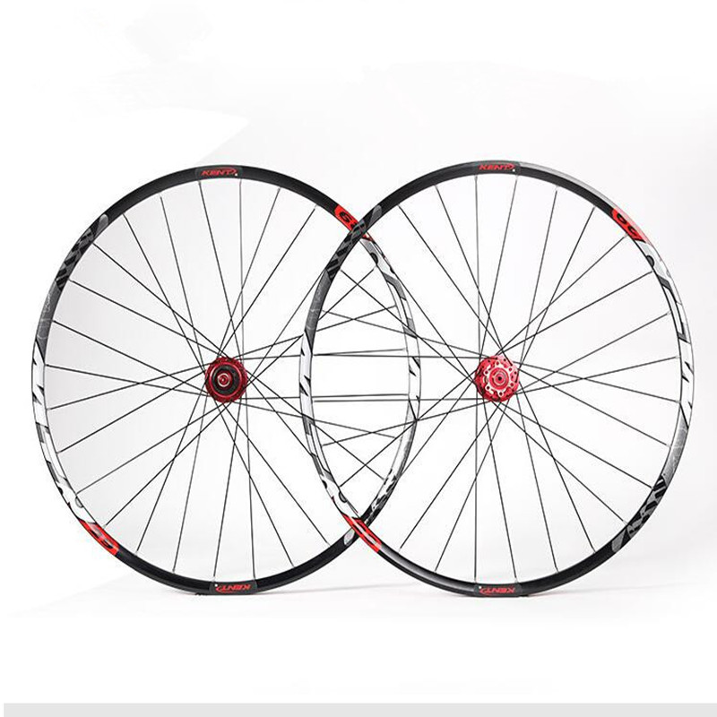 MEROCA MTB mountain bike ultra light 29 inch sealed bearing thru axis wheel wheels wheelset Rim