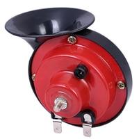 Free Shipping 1 Pair 12V Snail Shape Car Horn Loud Car Auto Truck Electric Vehicle Horn