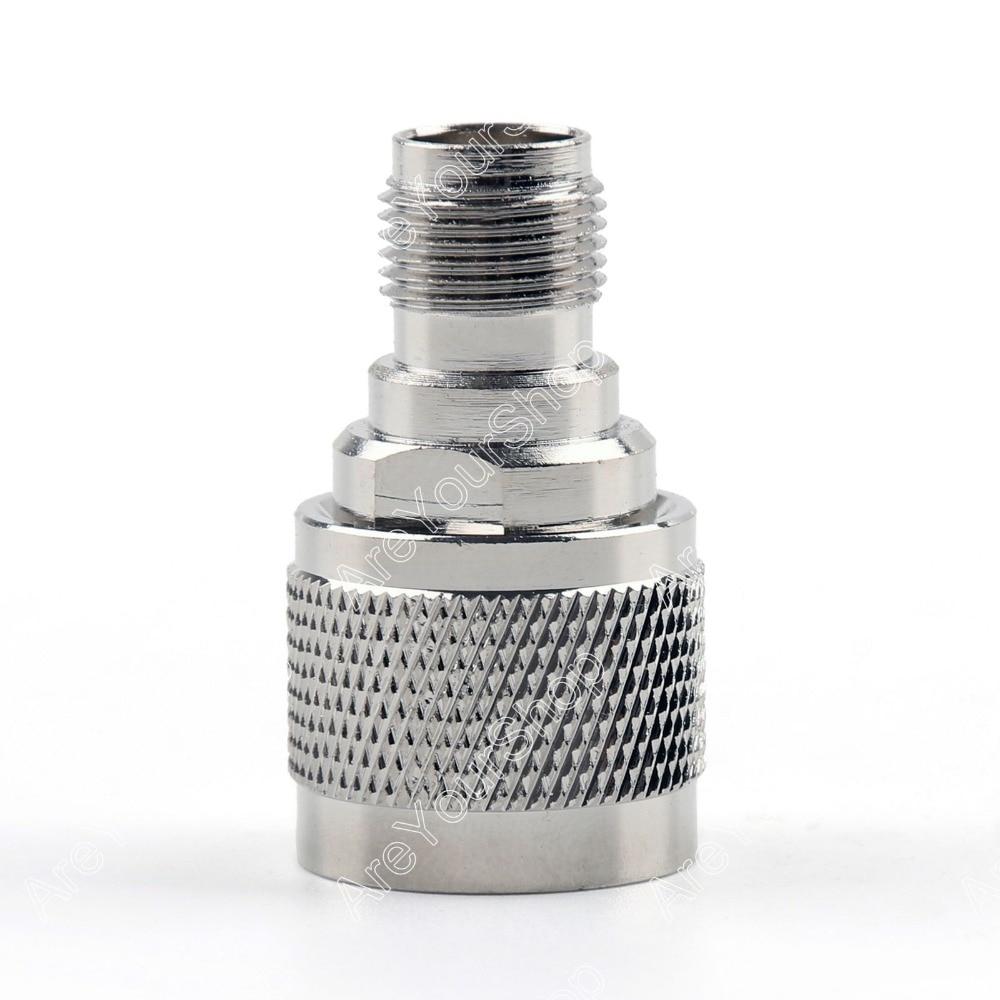 Sale Mini Jack Plug High Quality 1Pc Adapter N Male Plug To TNC Female Jack RF Connector Straight M/F Wire Connector PTFE sf4011 60022 rf accessories tnc cap wire assy mr li