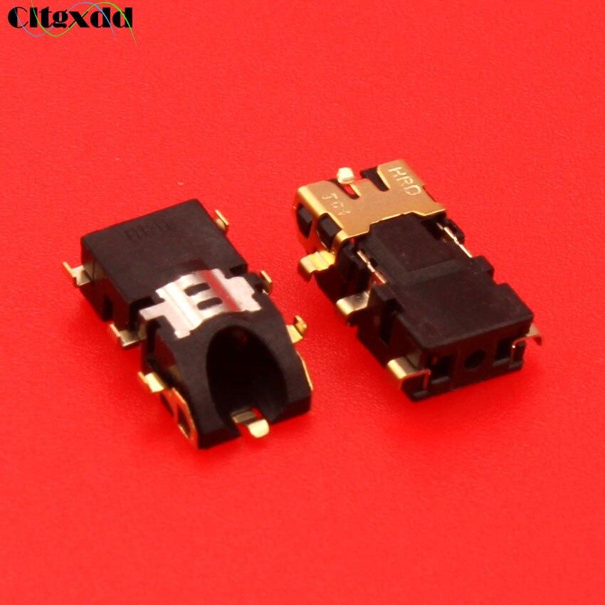cltgxdd 5~50PCS Earphone Headphone Audio Jack connector for Xiaomi Redmi 3 3S 3X 1 1S 2 2A 4 pro prime 4X/ Xiaomi MAX 2