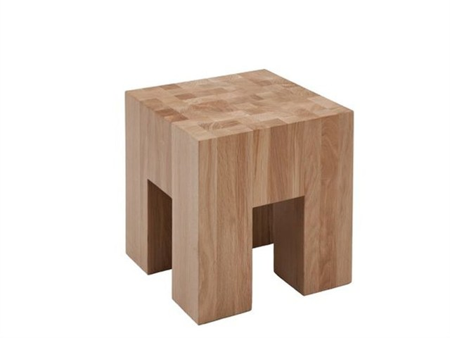 Carretera yi, muebles de diseño y creativo original banco de madera ...