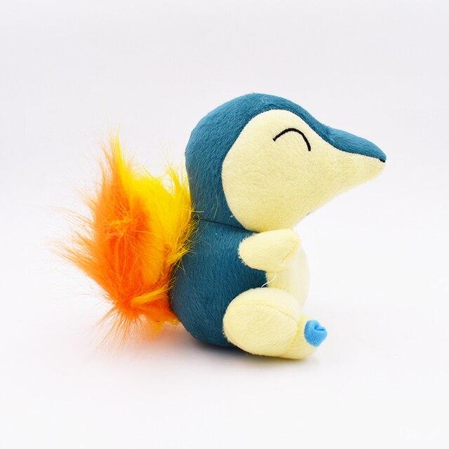 Аниме игрушка Покемон Синдаквил 16 см 3
